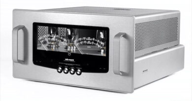 Audio Research Reference 80S tube power amplifier