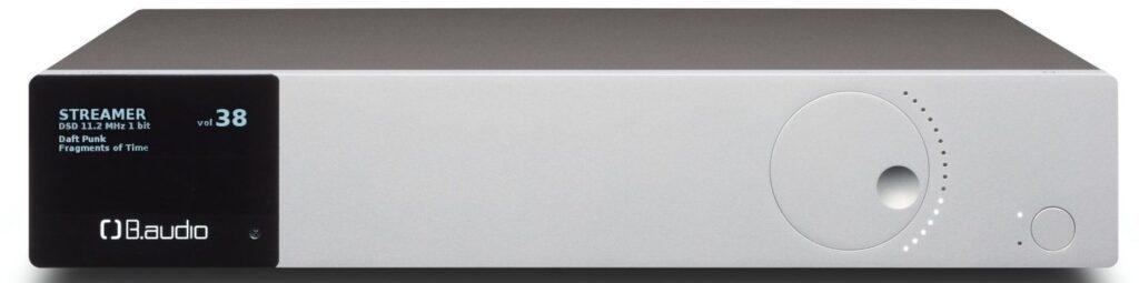 B.audio DACs of the EX version