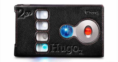 Chord Electronics leather case for the combined Hugo 2/2go