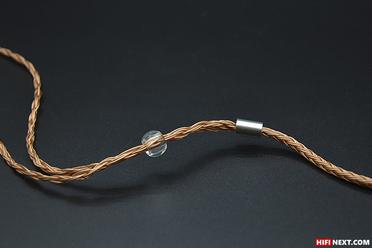 Lunashops 16 Core 7N OCC Headphone Cable