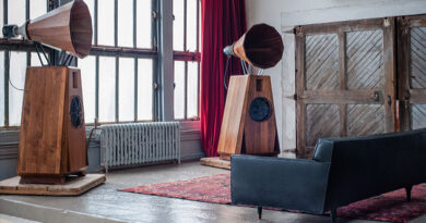 Oswalds Mill Audio How a $300k Speaker is Made