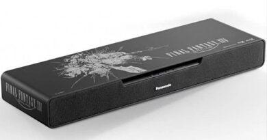 Panasonic Final Fantasy SoundSlayer SC-HTB01