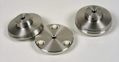 Pillartech Audio Isopoint S-8 Dampers