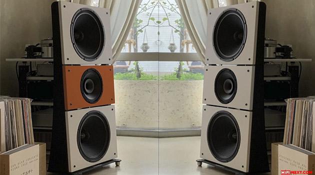 PureAudioProject Trio15