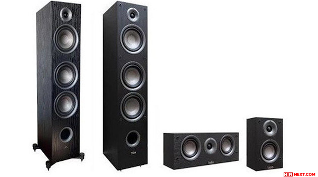TAGA Harmony TAV-607F TAV-C and TAV-S speaker Set