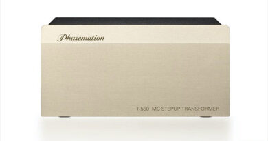 Transformer for turntables Phasemation T-550