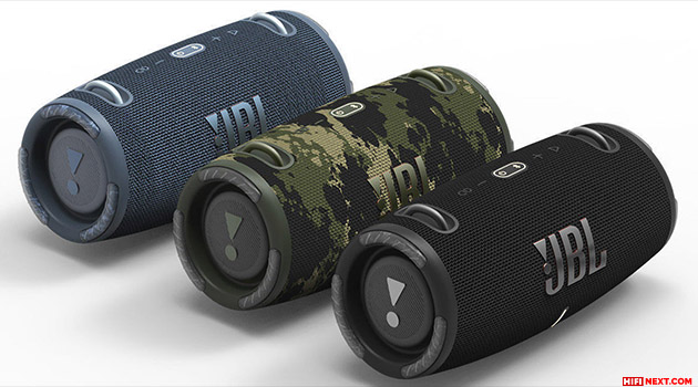Updated JBL Xtreme 3 Portable Speaker