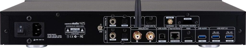 Network Player Cocktail Audio N25