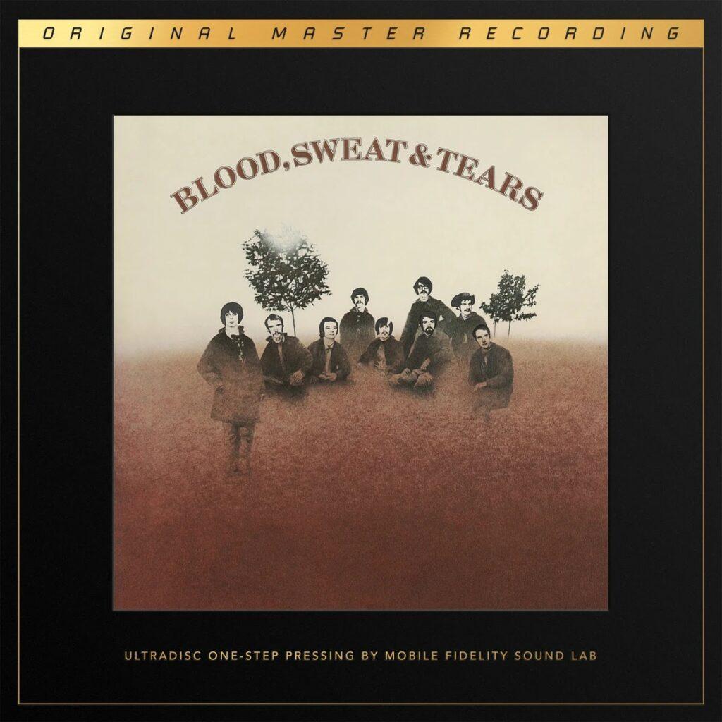 Blood Sweat & Tears – reissue