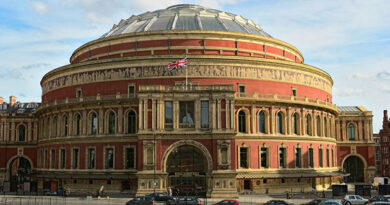 "Albert Hall 150th Anniversary Short Film ""Your Room Will Be Ready"" Voiced by Mick Jagger"