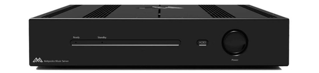 Antipodes Audio K and S series music servers
