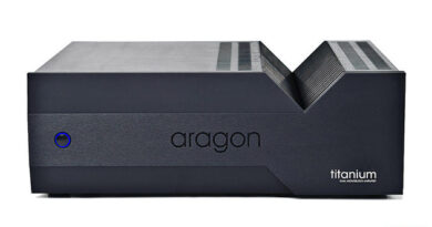 Aragon Titanium Amplifier
