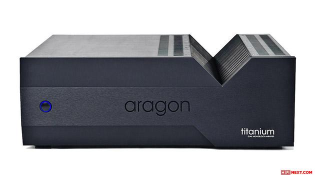 Aragon Titanium Amplifier