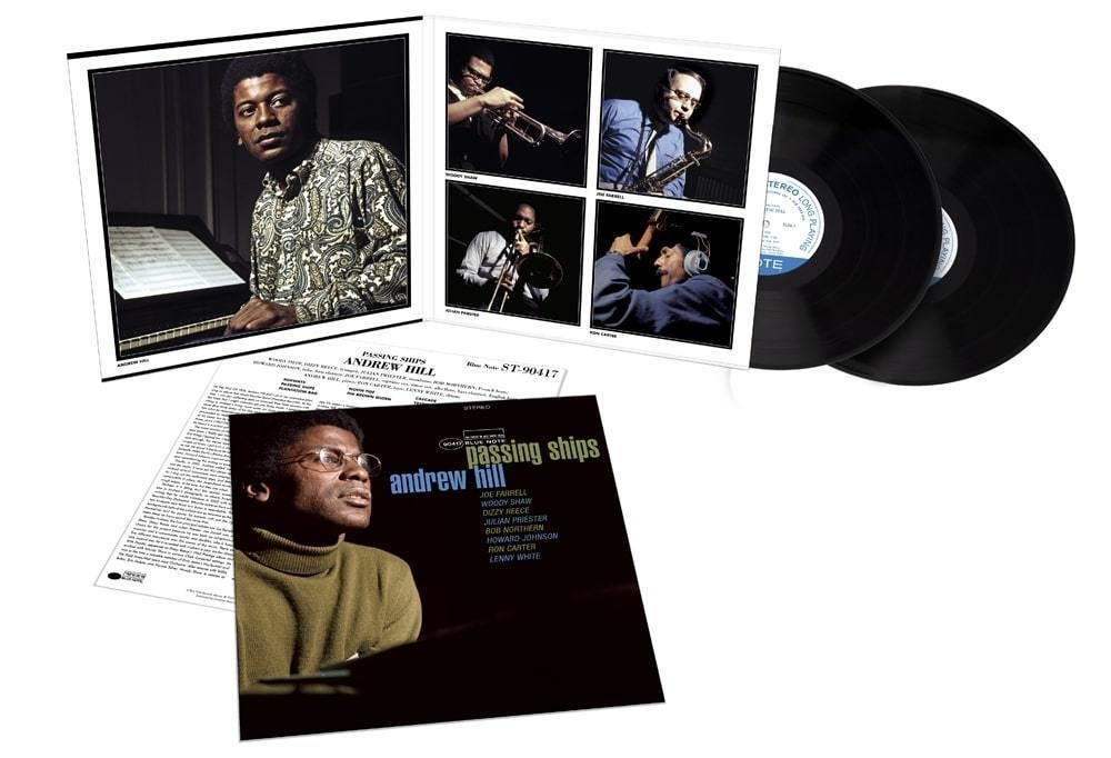 Blue Note Tone Poet Jazz Series