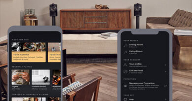 Bowers & Wilkins Formation Appliances Get Their Own App