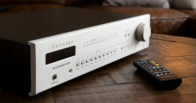 Bryston BR-20 preamp