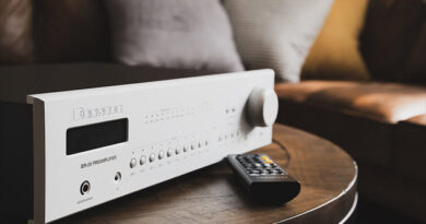 Bryston was acquired by Vice President James Tanner with Colquhoun Audio