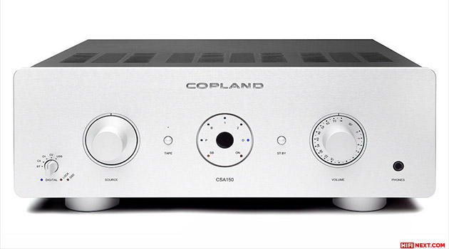 Copland CSA-150 Hybrid Integrated Amplifier