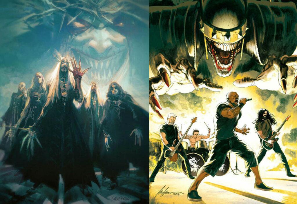 Dark Nights Death Metal Band Edition 2