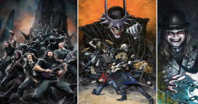 Dark Nights: Death Metal Band Edition