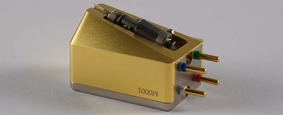 Goldenberg Maestro turntable cartridge