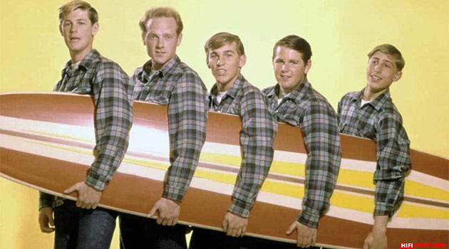 Iconic Artists Group became the copyright holder of The Beach Boys creativity and decided to virtualize the group