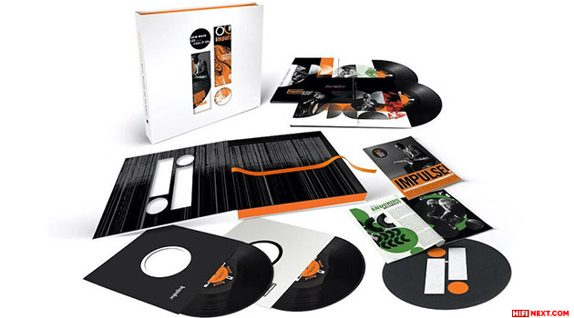 In honor of its 60th anniversary Impulse! Records to release 4-disc box set