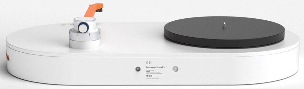 Levi: Harman/Kardon -inspired Levitating Turntable Concept