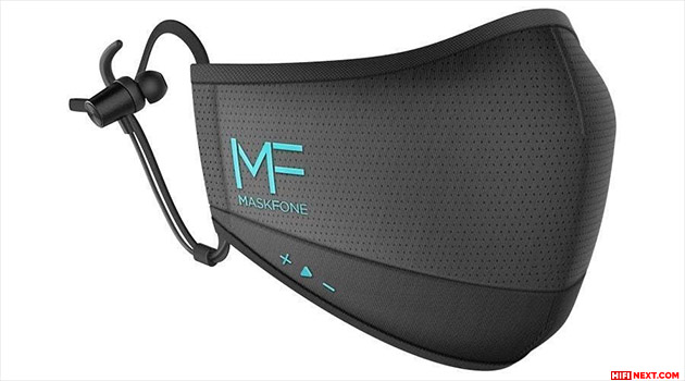 MaskFone Bluetooth headphones