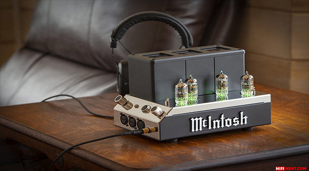 McIntosh MHA200 Tube Headphone Amplifier