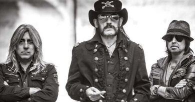 """Motörhead's live album """"Louder Than Noise... Live in Berlin"""" will be released in April"""