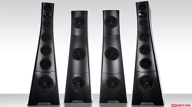 YG Acoustics complements Sonja speakers with DualCoherent 2 crossovers