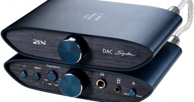 iFi ZEN DAC and ZEN CAN
