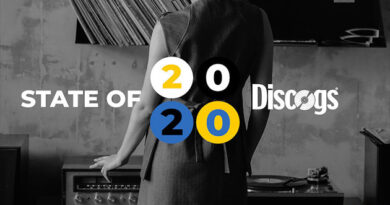 in 2020 12 million Vinyl records were bought on Discogs