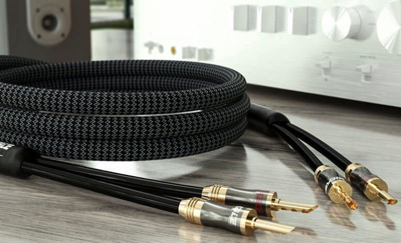 Ricable has updated the speaker cables