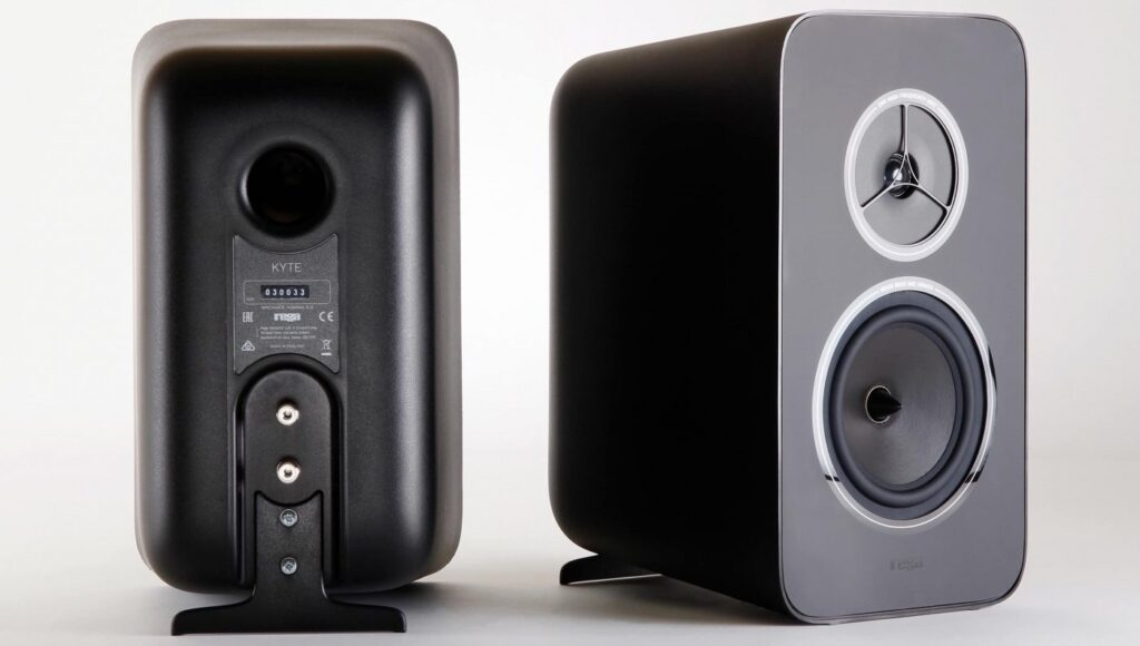 Rega Kyte speakers