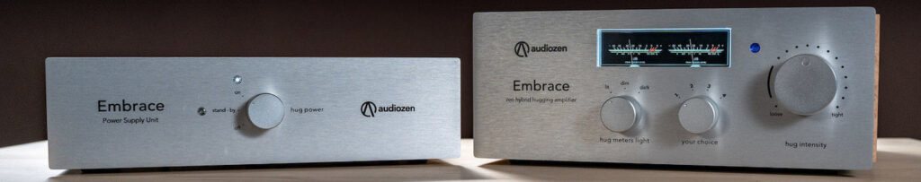 Audiozen Alchemy Embrace Amplifier