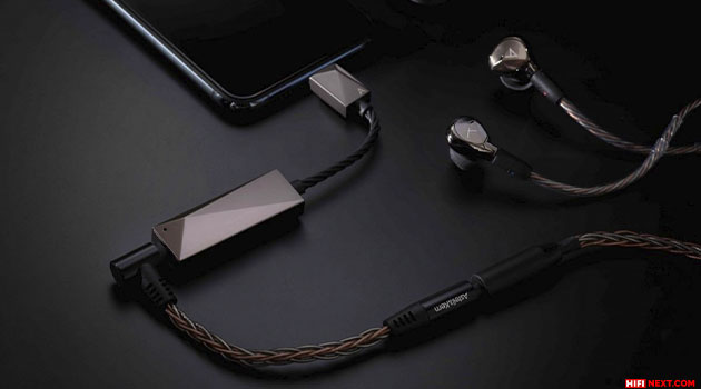 Astell&Kern AK USB-C Dual DAC Cable