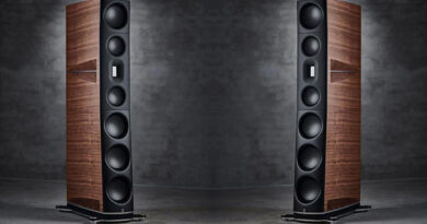 Børresen Acoustics O and Z Series Available in Cryo and Silver Supreme version