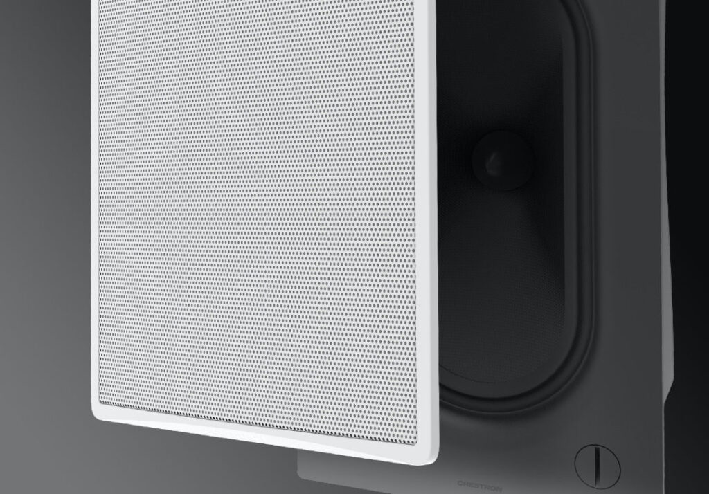 Crestron and Origin Acoustics introduced the Residential Speakers