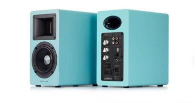 Edifier AirPulse A80 blue finish