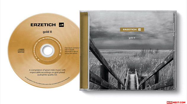 "Erzetich ""Gold II"" with indie music"