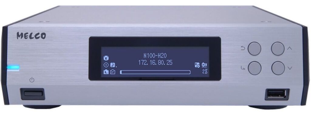 Firmware v4.10 add Roon support for all Melco EX models