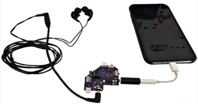 HeadFi technology will provide headphone control and owner recognition functions