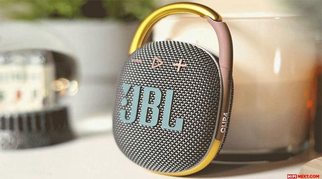 JBL Clip 4 Portable Speaker