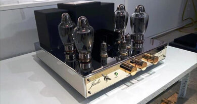 Jadis I-70 tube integrated amplifier