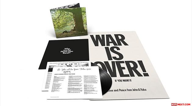 """John Lennon """"Plastic Ono Band"""" - Half-Speed Mastered vinyl reissue"""