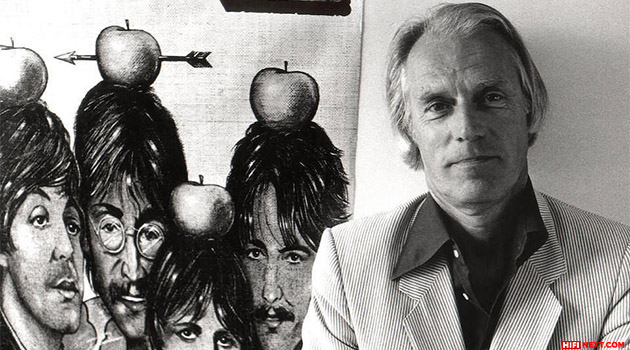 Lost recordings of The Beatles producer George Martin under the pseudonym Ray Cathode re-released on vinyl