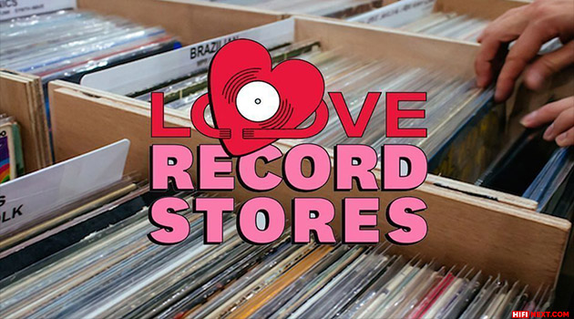 Love Record Stores 2021