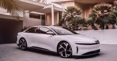 Lucid Air electric car will be the first to receive an audio system with Dolby Atmos